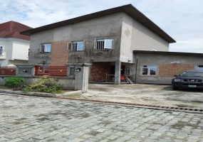 4 bedroom duplex opposite Plantation estate otokutu express, Warri, Delta state