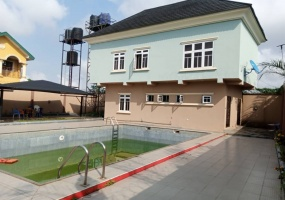 Etete Layout GRA, Benin City Edo State, Benin City, Edo, 2 Bedrooms Bedrooms, 1 Room Rooms,2 BathroomsBathrooms,Apartment,For Sale,Etete Layout GRA, Benin City Edo State,1004